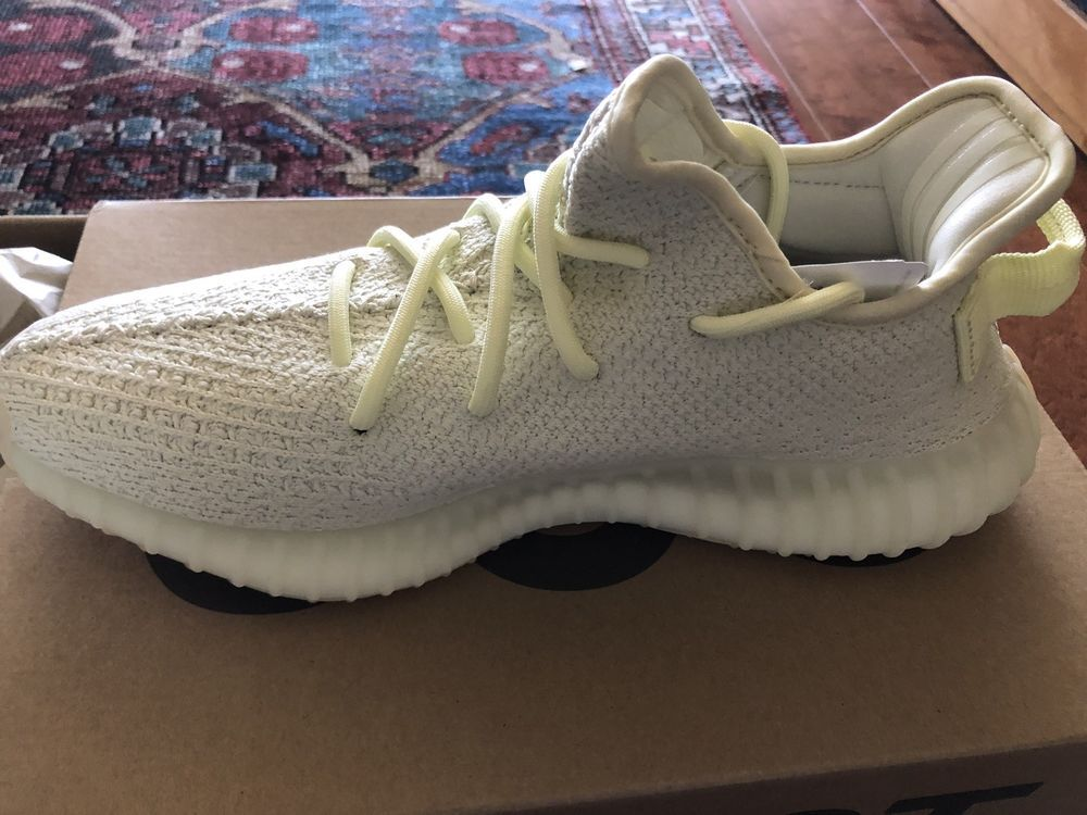 competitive price 421fe 8a222 yeezy boost 350 v2 butter Size 7 1/2 US MENS #fashion ...