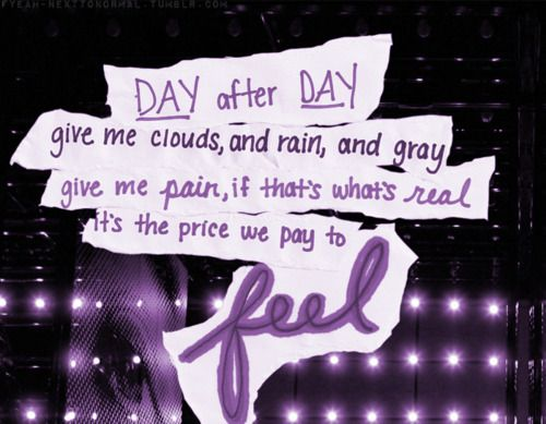 Tumblr dedicated to next to normal <3 | Next to normal ...