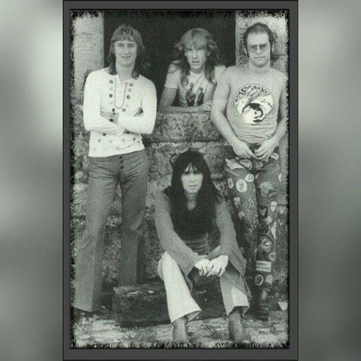 Elton & the band