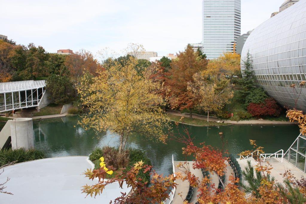 Oklahoma — Myriad Botanical Gardens Myriad botanical