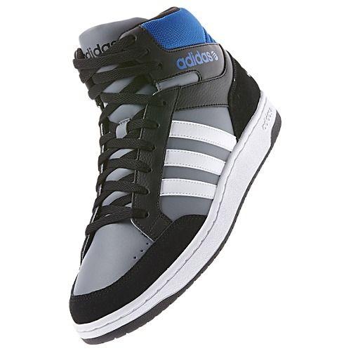 adidas VLNEO Hoops Mid Shoes