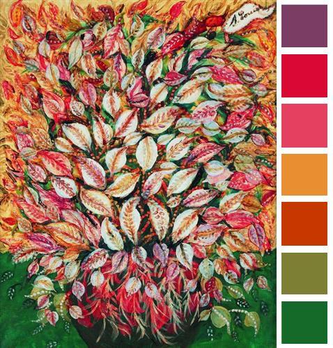 June Monthly Challenge Color Palette