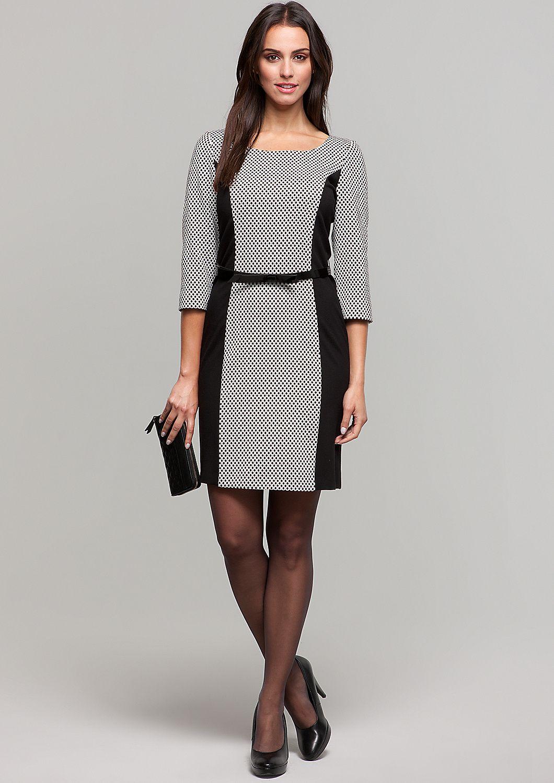 freizeitkleid 81.309.82.2677 | fashion & mode | comma online