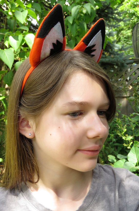 Orecchie di volpe  volpe Fascia  orecchie degli di herflyinghorses