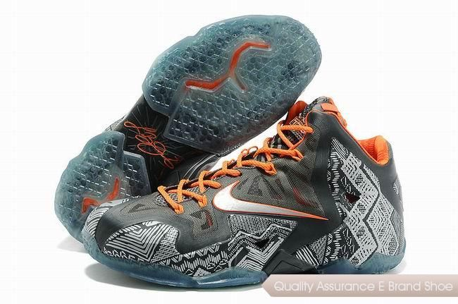 promo code 77c53 7b539 Nike LeBron 11 BHM Black-History-Month Basketball Shoes. cheap lebron 11  shoes