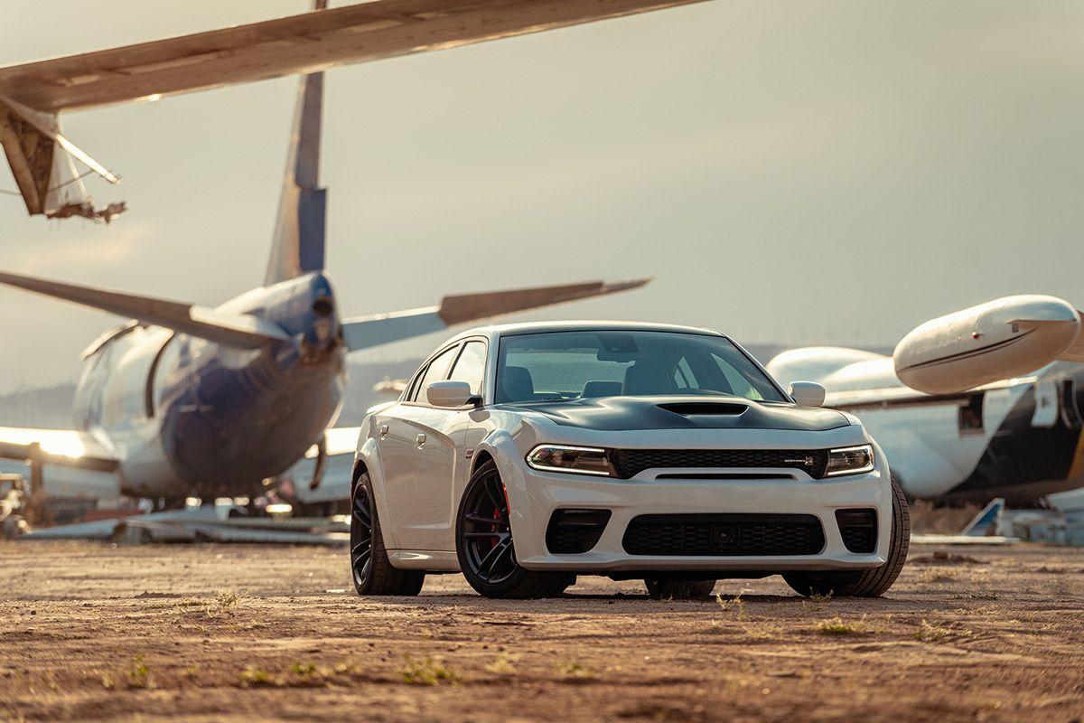 2020 Dodge Charger Srt Hellcat Widebody On Behance
