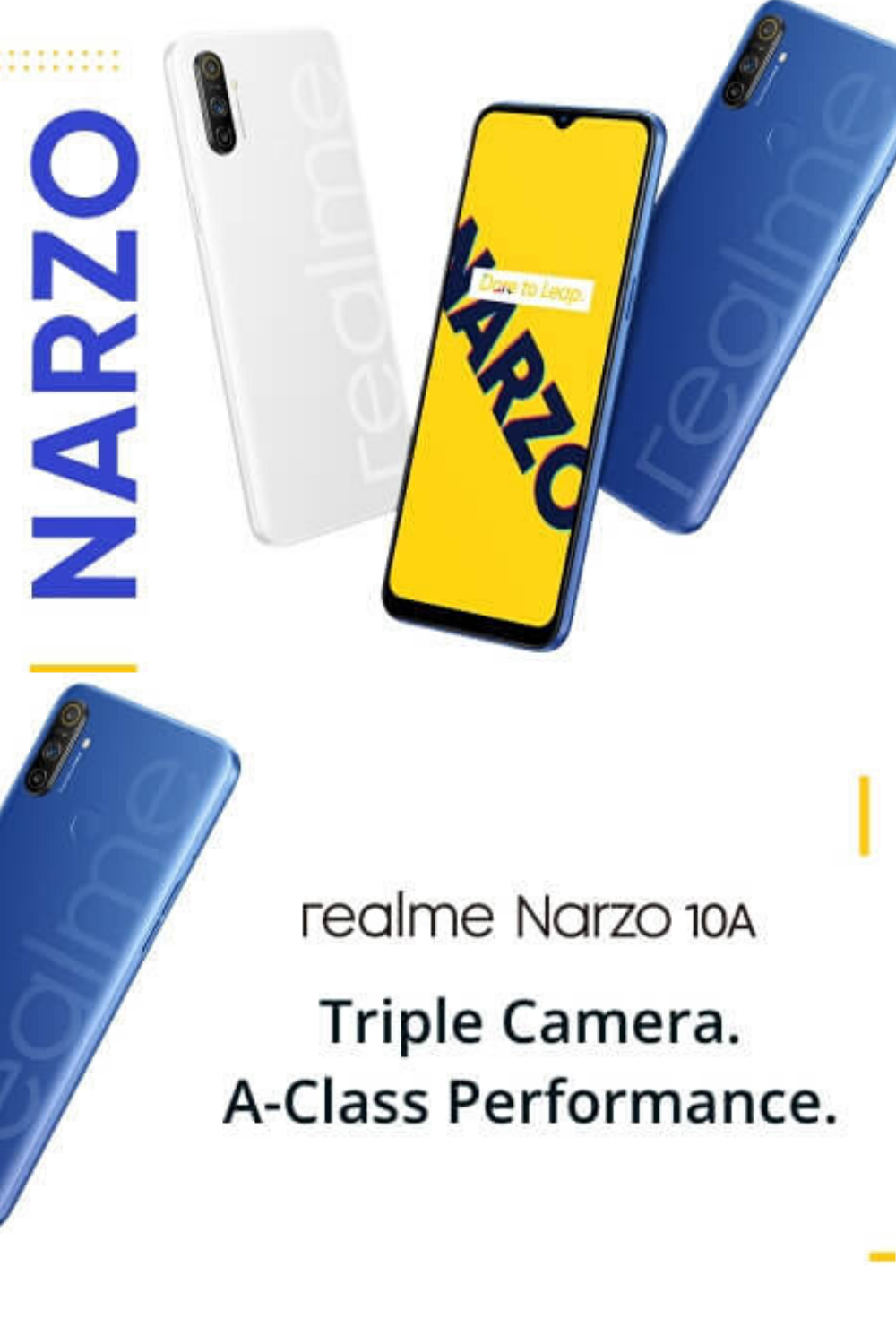 Best New Launching Realme Narzo 10A Smartphone know Price