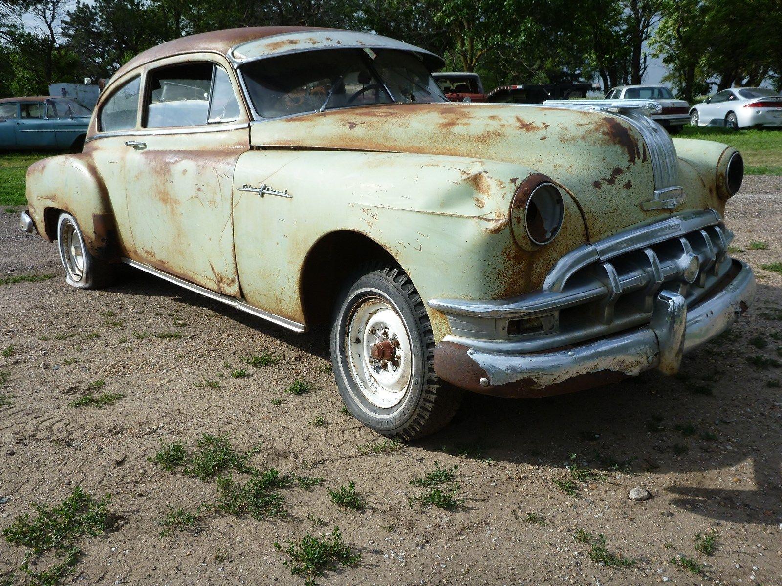 1950 Pontiac Silver Streak Hot Rod Wiring Diagrams 1941 2 Door Rat Project Parts Car Gas Rh Pinterest Com 1947