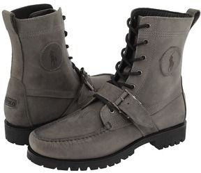 polo boots grey and black, OFF 76%,Buy!