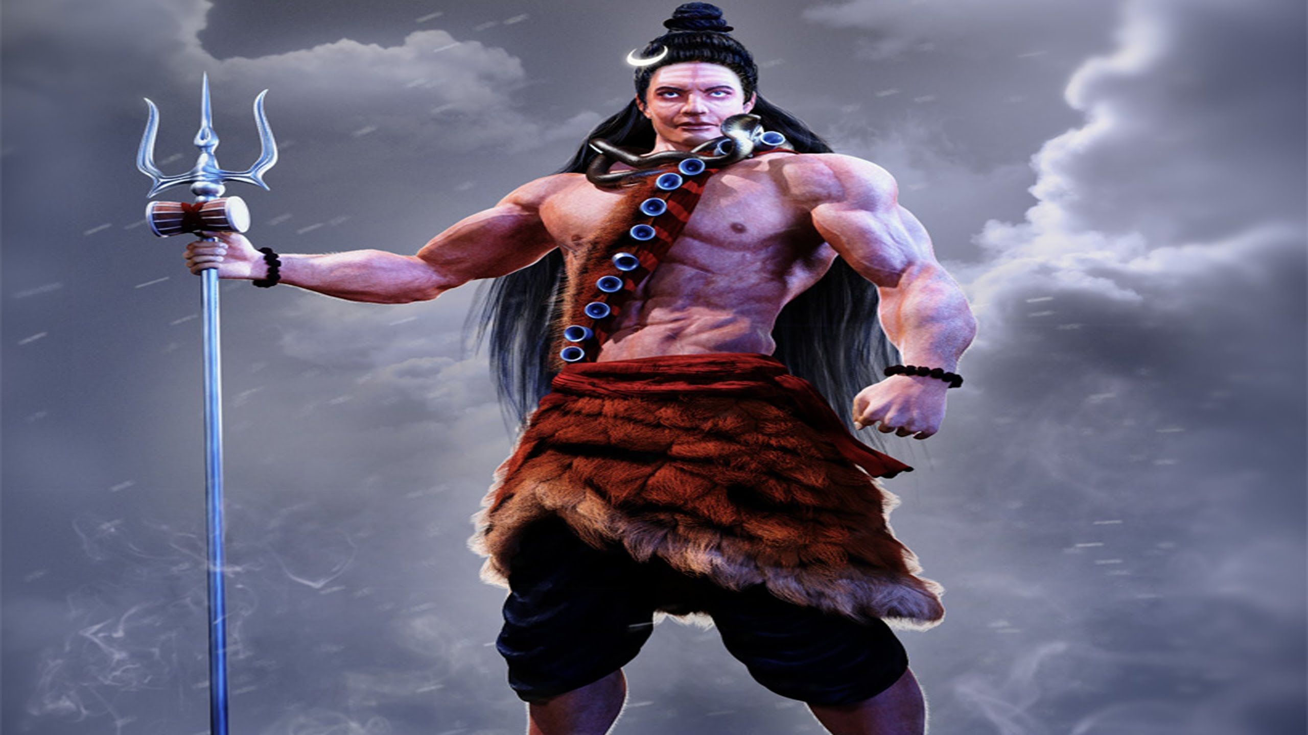 The Destroyer Shiva Hd Wallpaper For Free Download Desktop: Lord Shiva Angry Wallpapers High Resolution