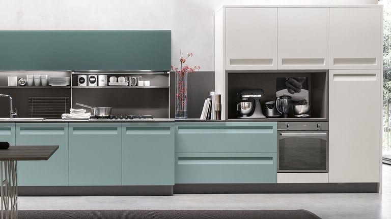 Stosa Cucine: arredamento per modelli di cucine moderne Rewind ...