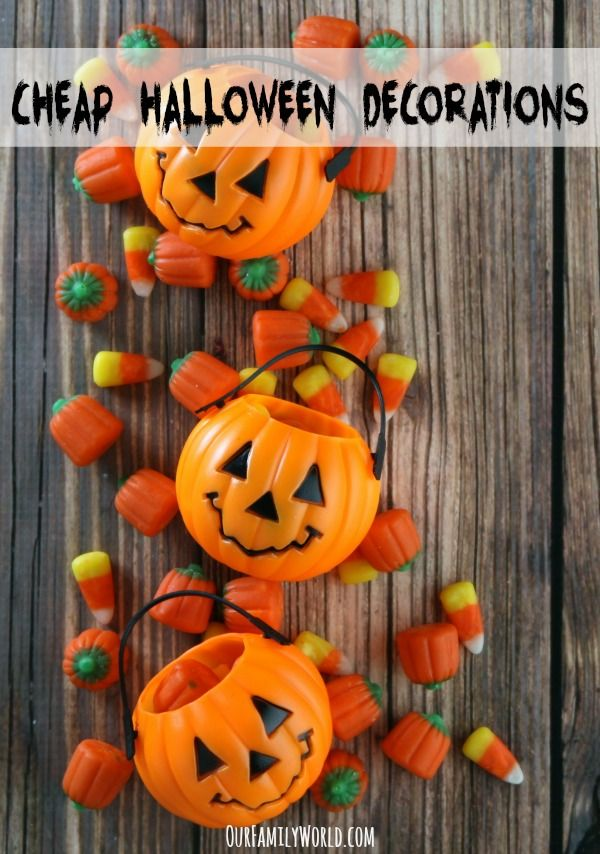 Cheap Halloween Decorations for Your Home Cheap halloween - halloween decorations at home
