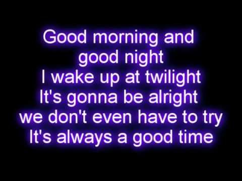 Owl City Good Time Ft Carly Rae Jepsen Lyrics Youtube Owl