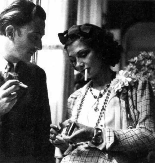 Dalí & Chanel