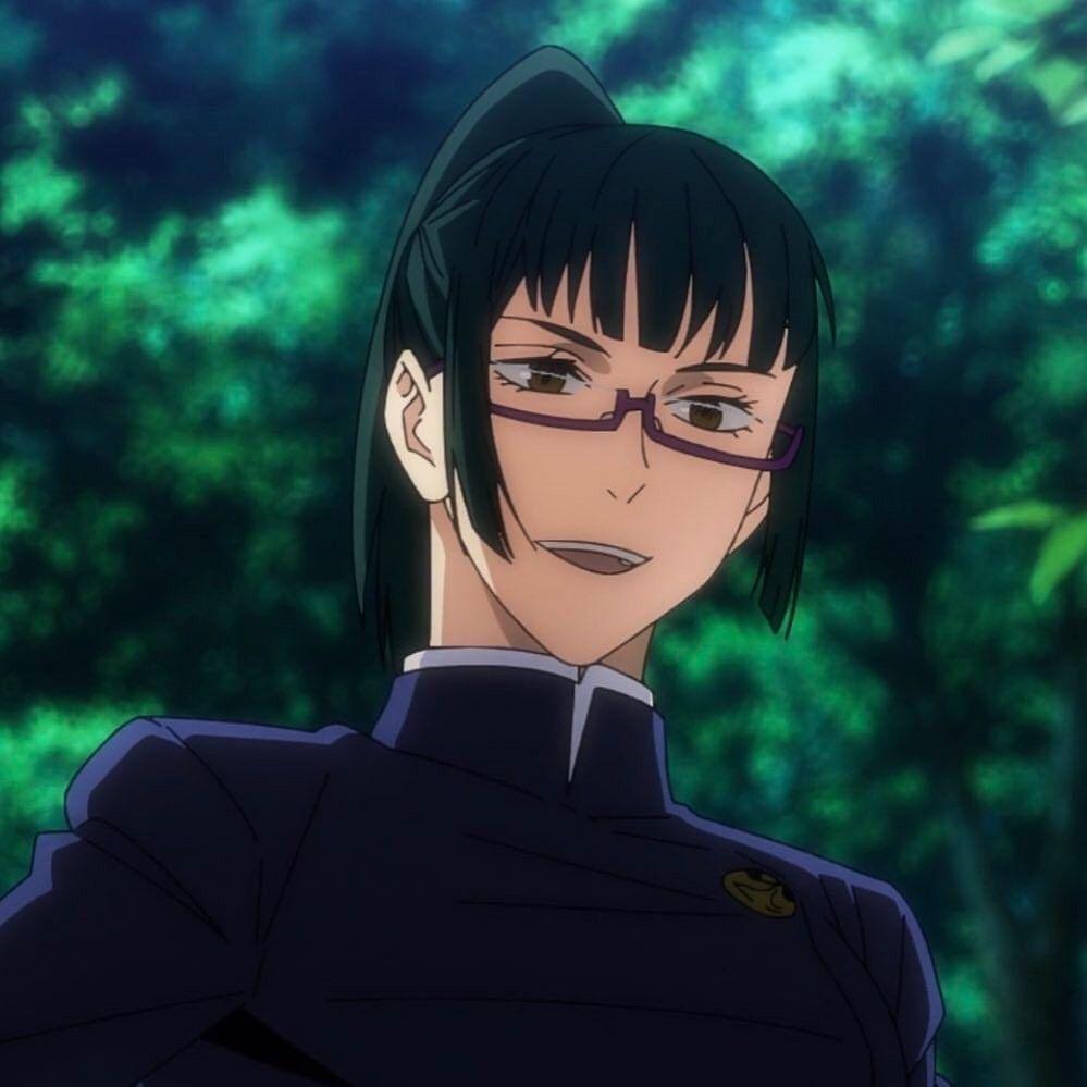 Maki Jujutsu Kaisen In 2021 Anime Jujutsu Anime Tattoos