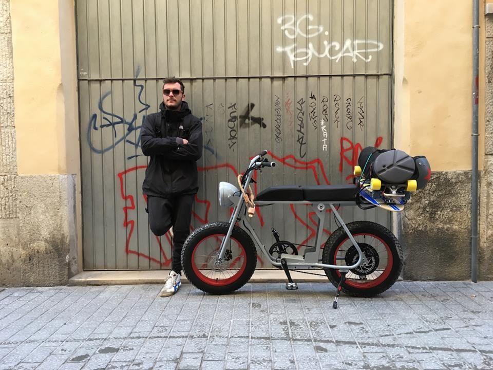 Pin On Electric Motorbike