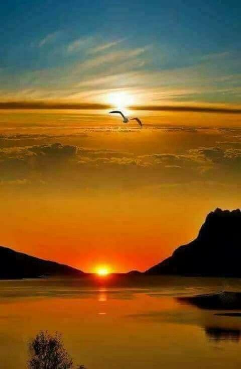 Sunrise Paisajes Asombrosos Pinterest Paisajes Sol Y - Paisajes-asombrosos