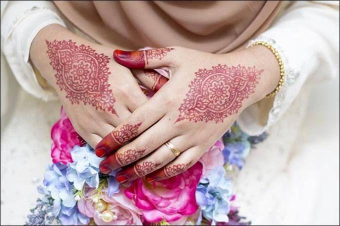 Henna Tangan Motif Extravagant Round Mehndi Designs Mehndi Henna