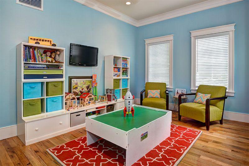 20 quartos de brinquedos para as crianças se diver...