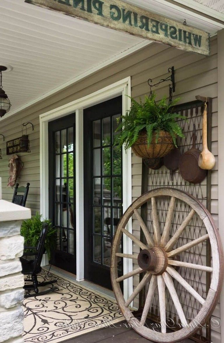 28 top spring front porch decorating ideas small front