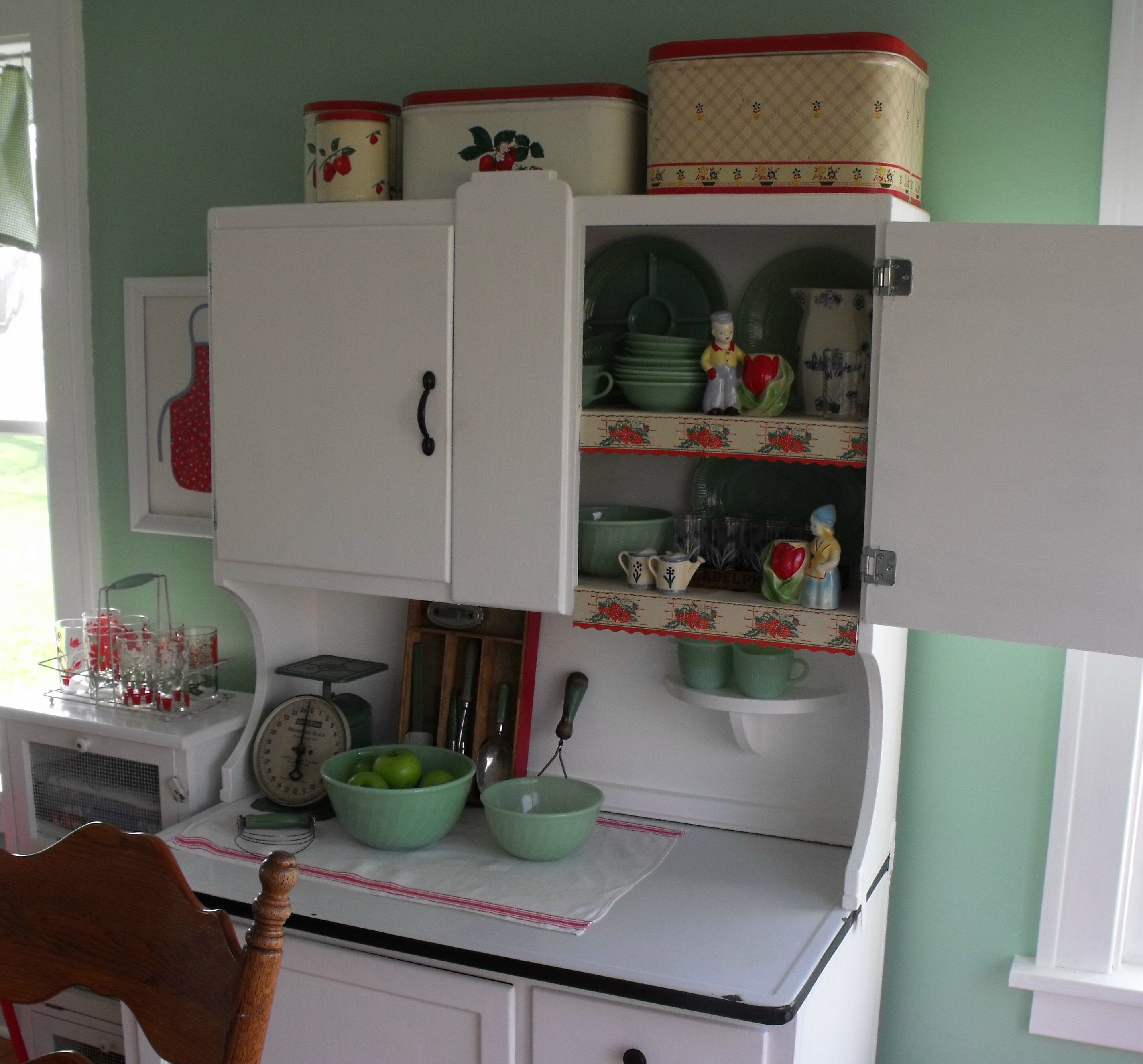 Youngstown Kitchen Cabinets By Mullins: Vintage Kitchen! I've Always Wanted One Of These