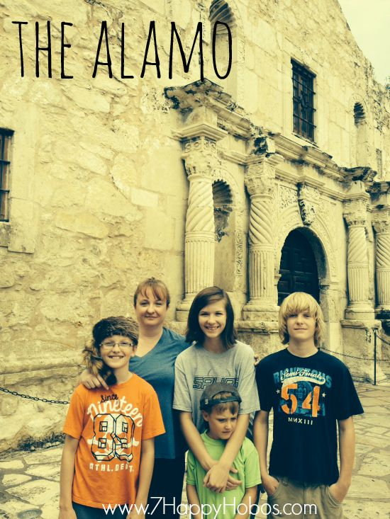 How one family explores San Antonio on a budget!