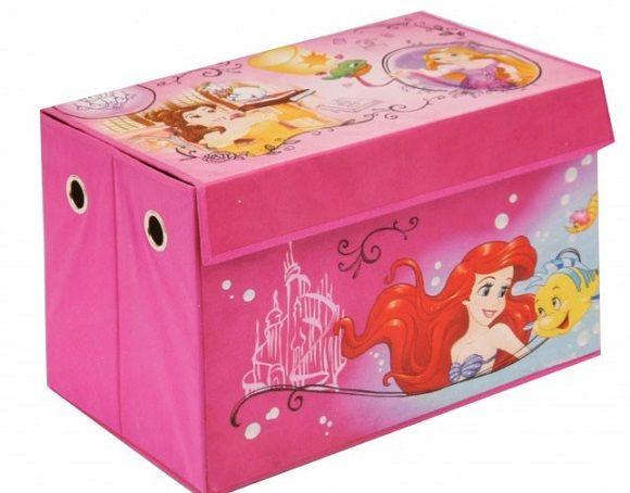 Baúl guarda juguetes princesas - tb83384ps - mrm | Pinterest ...