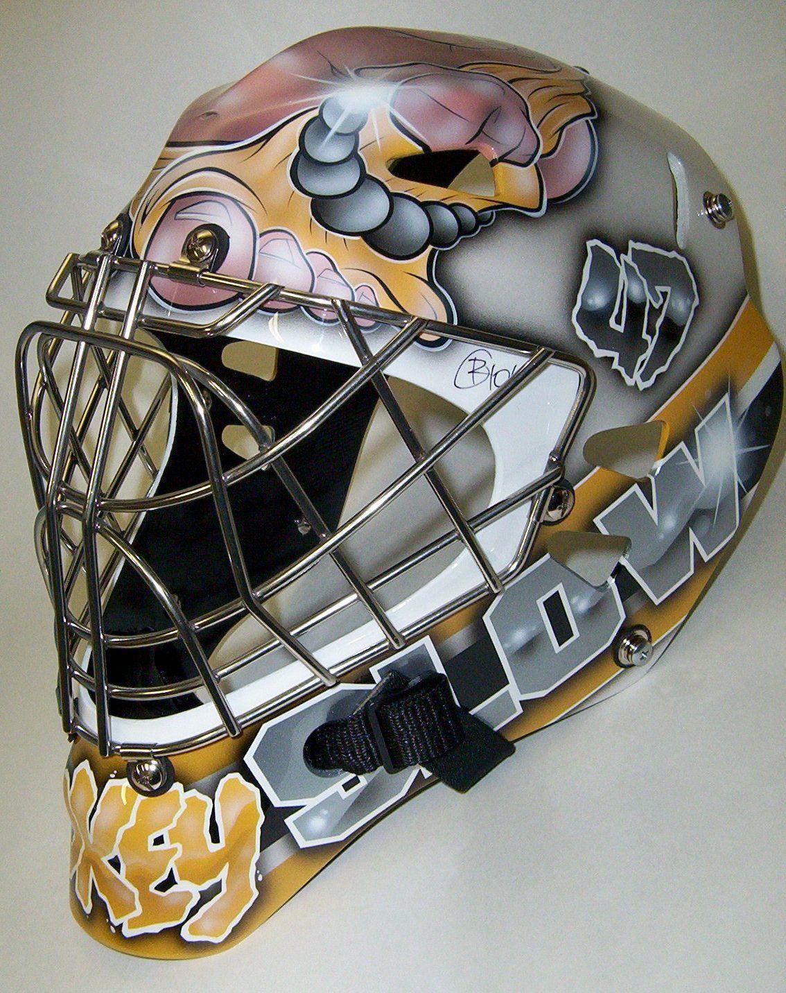 Custom painted mask by ron stefaniuk of httpcovetedmask