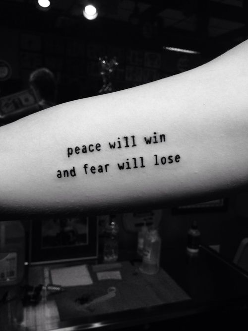 Car Radio Tattoo (21P) | black and white, tattoo and Lyrics