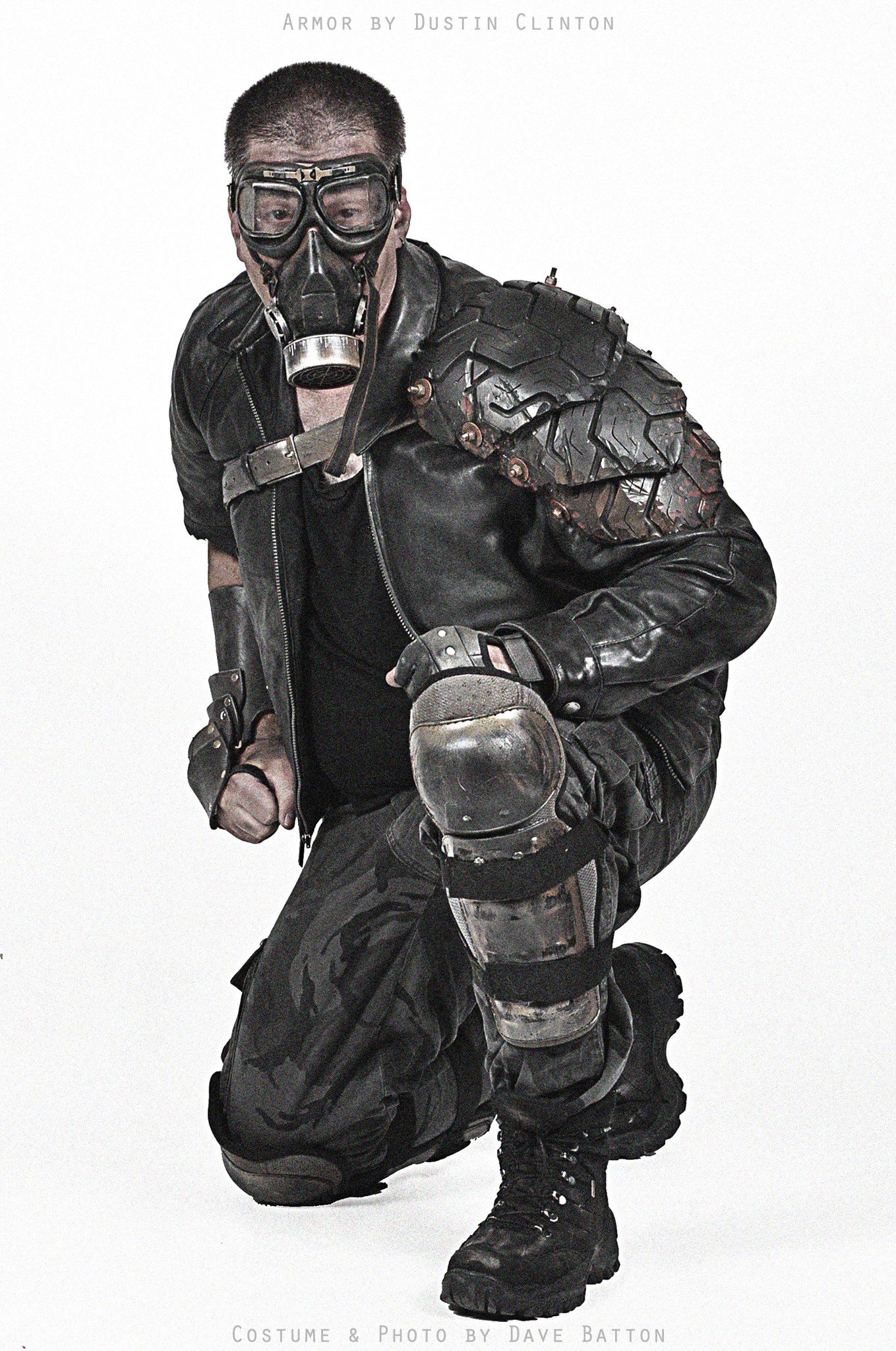 Weathered Tire Armor by swanboy on deviantART | Post Apocaliptic ...