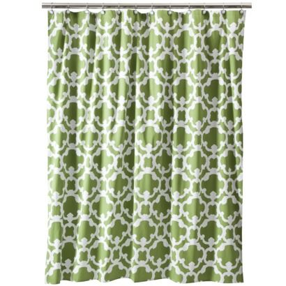 Target Home™ Shower Curtain New Grid. Use to cover cushions on porch ...