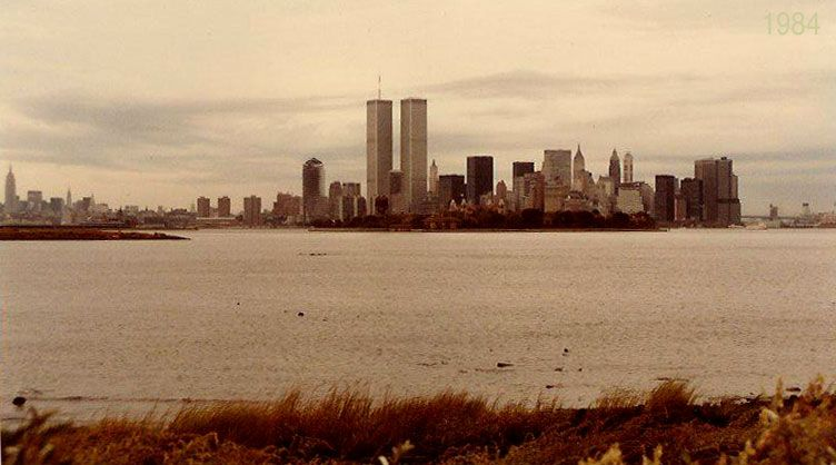 New York 1984 Photo By Martin Theophilus Cidade Atentados Terroristas Fotos