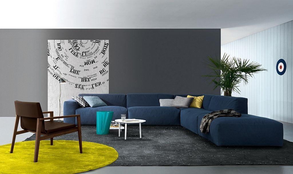 Warmgrey Living Room