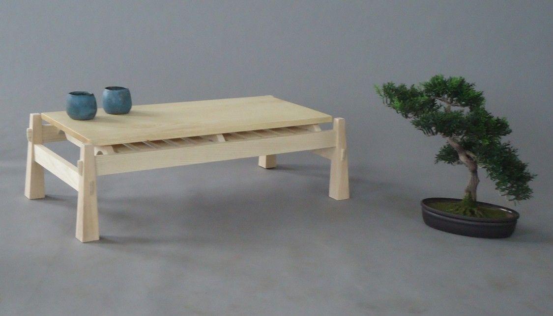 Custom Made Japanese Tea Table Kneeling Desks In 2019