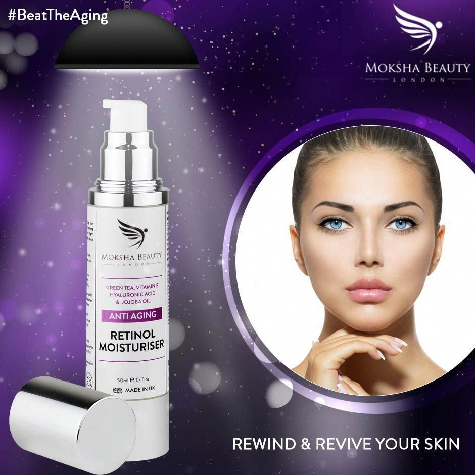 Best skin care products for 40 year old woman uk