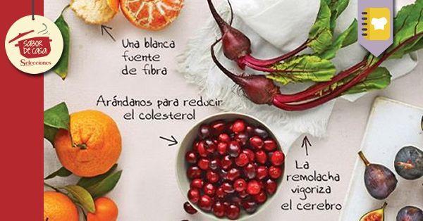 7 alimentos supercurativos