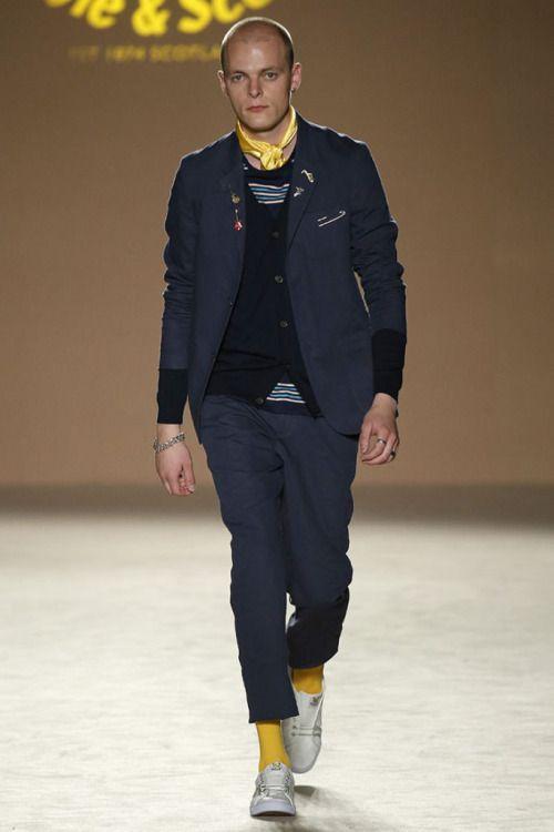 Lyle & Scott SS17.  menswear mnswr mens style mens fashion fashion style lylescott runway