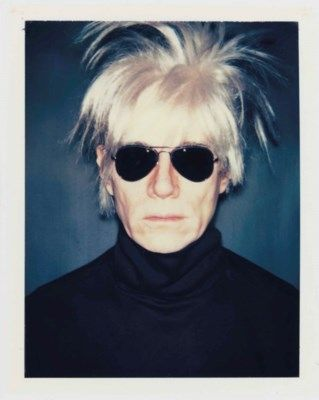 View Self-Portrait (1978) By Andy Warhol; unique Polaroid print; image: 4 ¼ x 3 3/8 in. (10.8 x 8.6 cm.); . Access more artwork lots and estimated & realized auction prices on MutualArt. #andywarhol