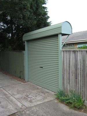 Fenceline Roller Doors | RJ Doors & Fenceline Roller Doors | RJ Doors | Garage Plans | Pinterest ...