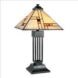 Brooklyn Table #Lamp