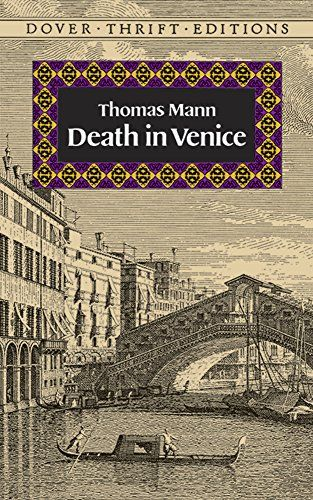 Death in Venice (Dover Thrift Editions) by Thomas Mann http://www.amazon.com/dp/0486287149/ref=cm_sw_r_pi_dp_naR7vb0R0A5W0