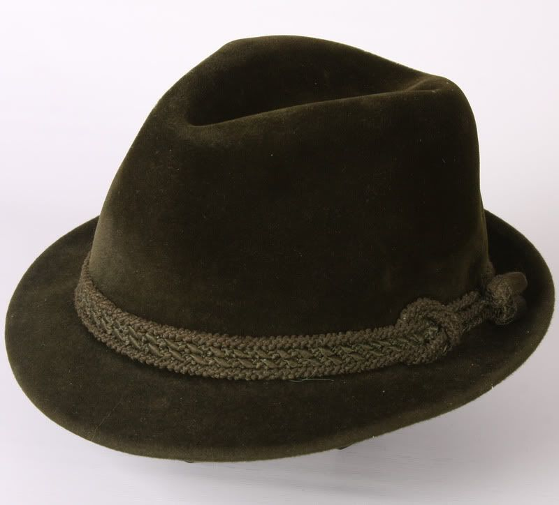 Tyrolean Hat Pins: Casual Style