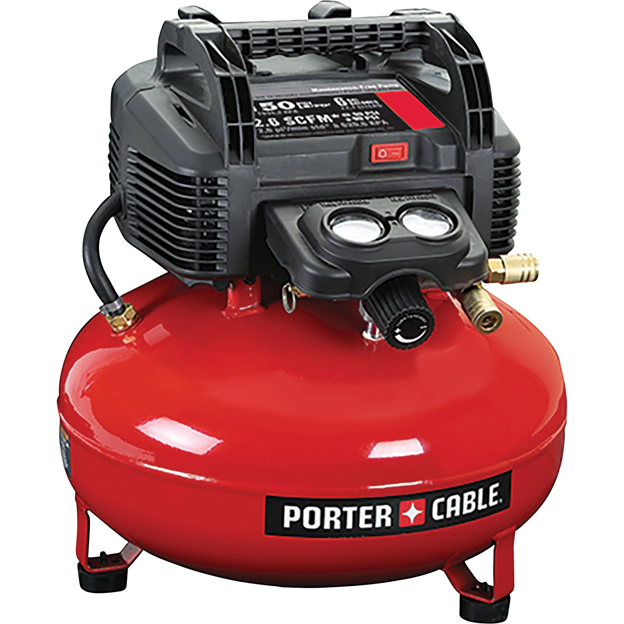 Porter Cable Reconditioned Pancake Air Compressor — 6