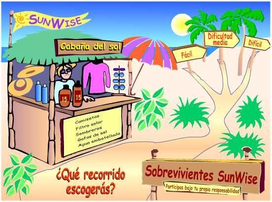 ¿Qué recorrido escogerás? Sobrevivientes SunWise #FLHealthCamp