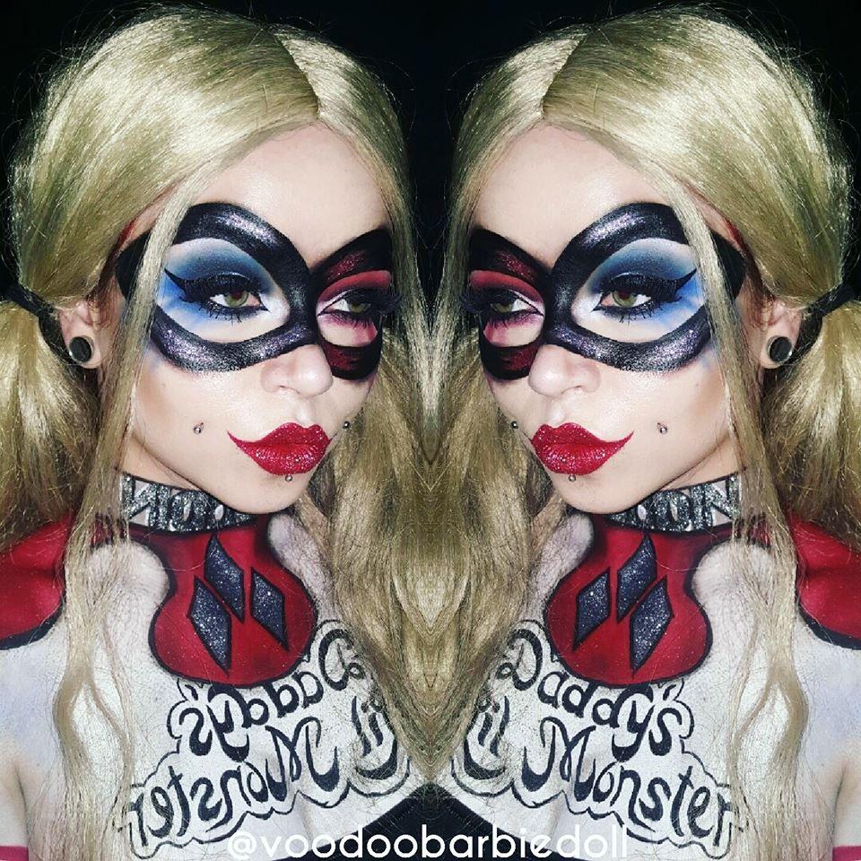 Original Harley Quinn & Suicide Squad Harley Quinn Mash-Up ...