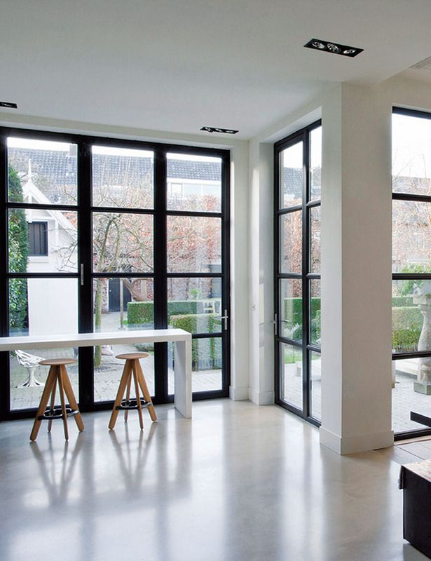 Walls With Black Window Frames Doors Ideas Black Window Frames Sharp Witted Framed  Windows For Exquisite Home Design