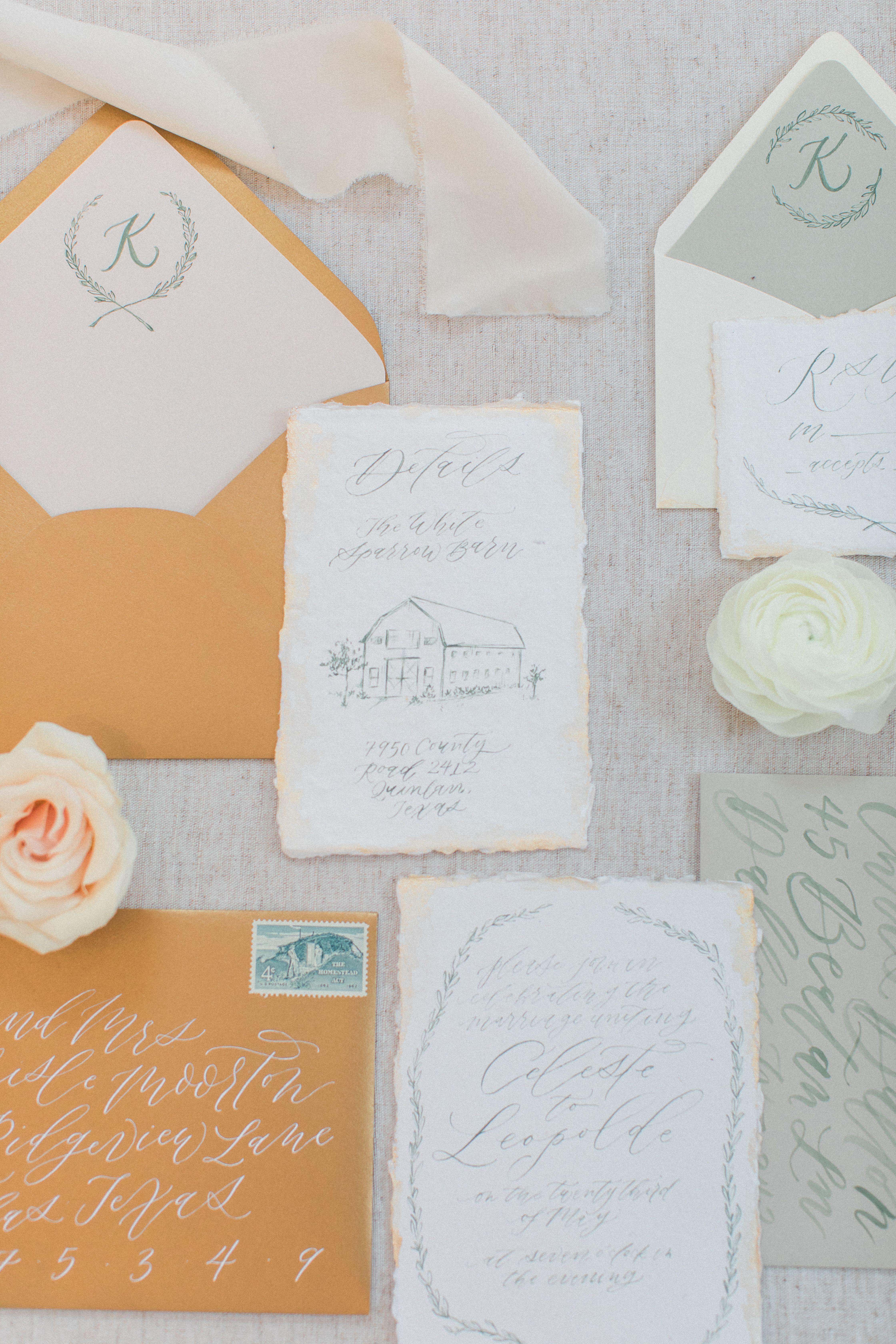 Dallas Wedding Invitation Design Ethereal Wedding The White Sparrow Wedding Invitations Wedding Invitations Stationery Organic Invitation