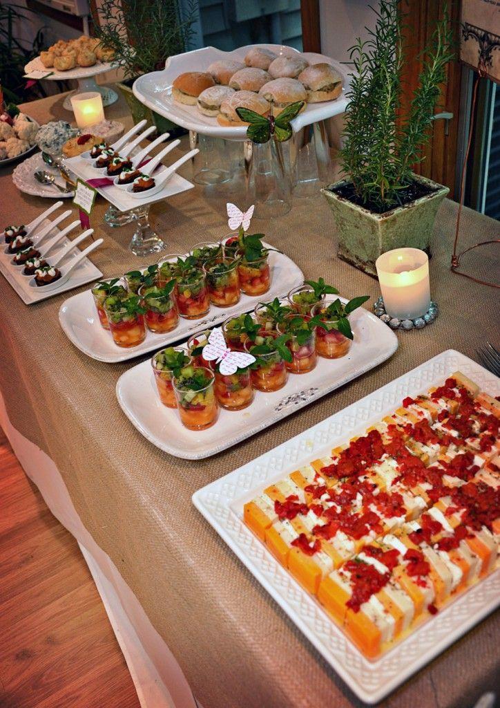 Pin On Party Ideas Fancy Finger Foods