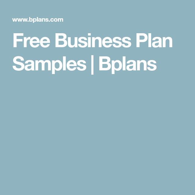 Free Business Plan Samples  Bplans  Beer Stuff