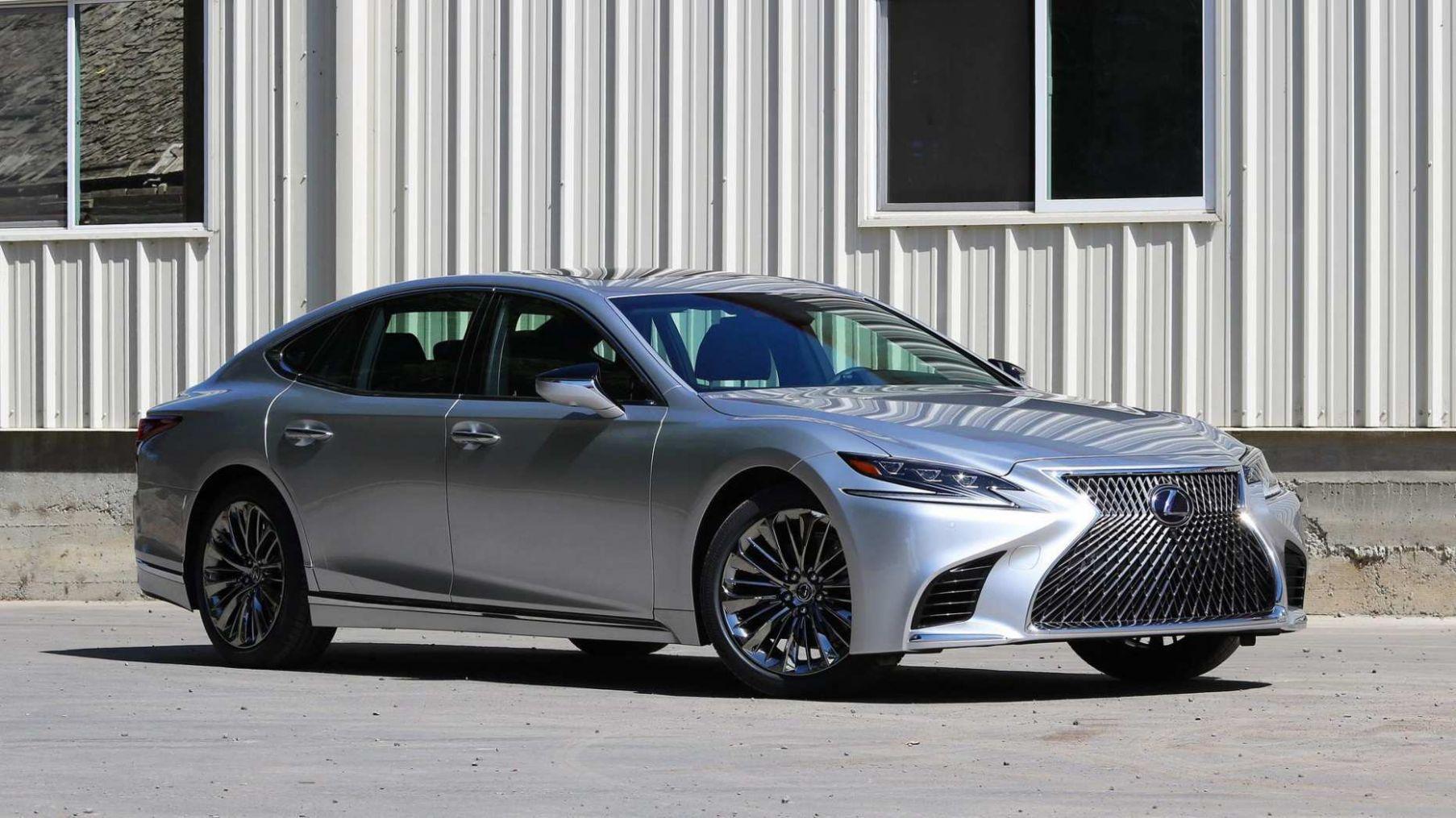 2020 Lexus Ls 500 V8 Exterior Di 2020